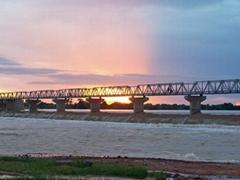 China-Pakistan Dam and Bridge
