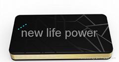 卡片式超薄移动电源 10000mAh