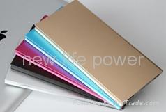 超薄卡片式移动电源 10000mAh