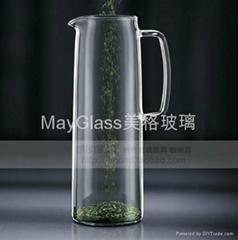 耐热玻璃凉水壶