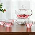 glass tea set 2