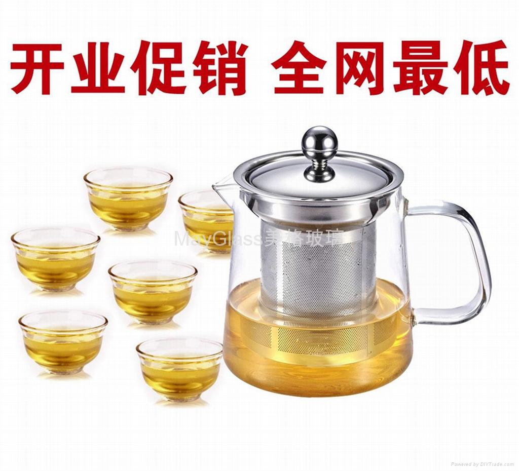 tea set,teaport and cup 1