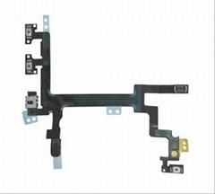 Iphone 5 power button flex cable iphone 5 volume flex cable