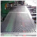 Galvanized Perforated Metals Sheet