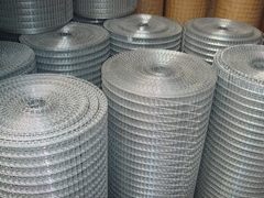 stainless steel welded wire mesh (manufacture)