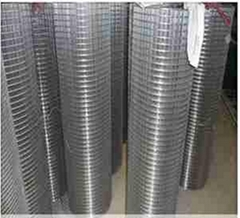Galvanized Welded Wire Mesh