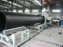 KR-系列中空壁纏繞管生產線