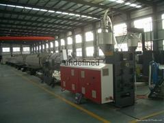 KR-系列高速聚乙烯保溫護套管生產線