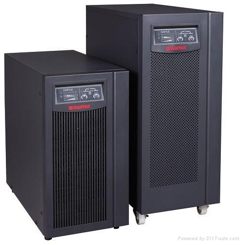 中山江门山特UPS不间断电源城堡系列C10KVA 1
