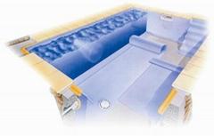 strong pvc custom pool liners