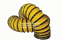 大風牌優質耐磨木工機械配套軟風管