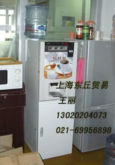 韩国投币式咖啡机 5