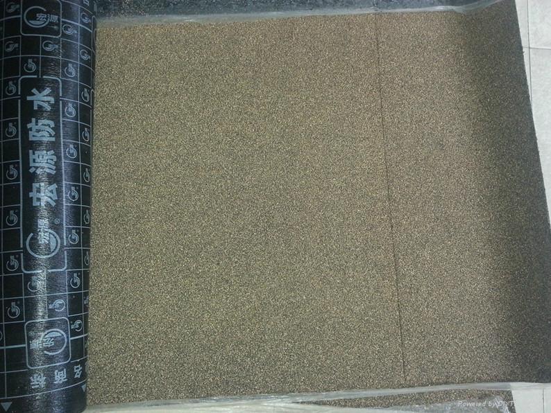 SBS/APP modified bitumen waterproof membrane 2