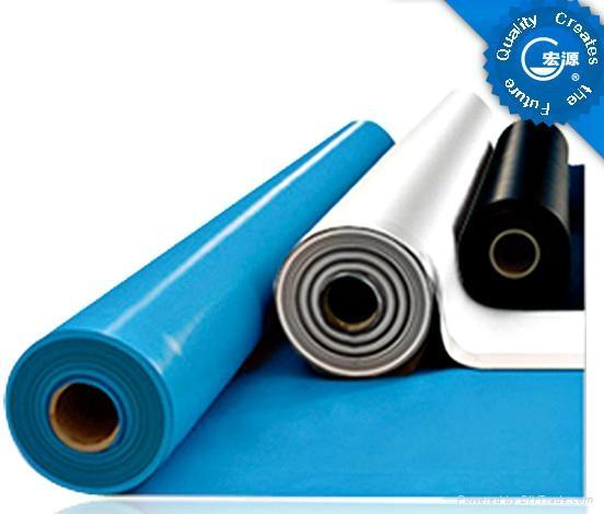 Pvc Waterproofing Membrane Hongyuan China Manufacturer