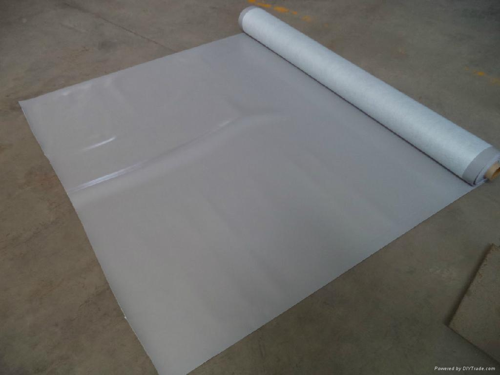 Pvc Waterproofing Membrane Hongyuan China Manufacturer