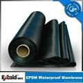 EPDM rubber waterproofing membrane