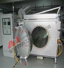 愛旺工業烤箱高溫燒結爐