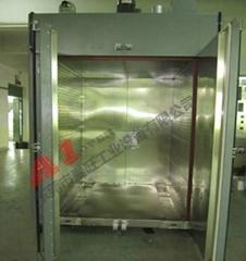 硅膠二次硫化烤箱