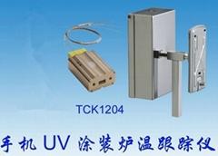 手机UV涂装炉温测试仪