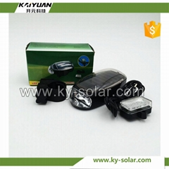 2016 Good Preformance LED Spoke Light solar bike light