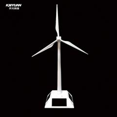 Wholesale price mini portable solar windmill model