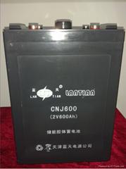 2V-600AH储能胶体蓄电池
