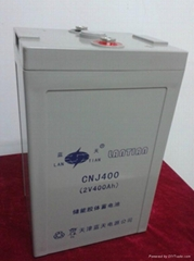 2V-400AH lead-acid battery