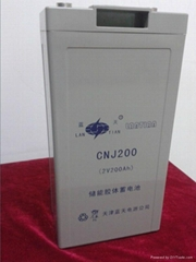 2V-200AH lead-acid battery