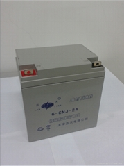 12V-24AH lead-acid battery