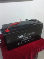 12V-150AH lead-acid battery
