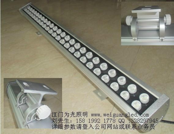 DMX512全彩外控18WLED地埋燈 3