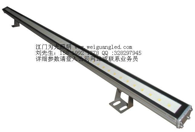 DMX512全彩外控18WLED地埋燈 4