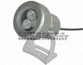 歐司朗芯片LED3W投光燈
