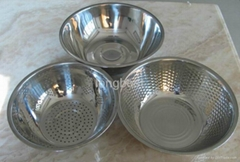 Stainless Steel Salad Bowls Food Grade Material Nice kitchenware