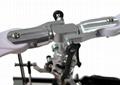 思凯利6通道无副翼3D特技直升机 wasp x3v 2