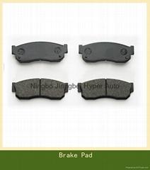 Brake Pads Ceramic in Low Price for Jeep