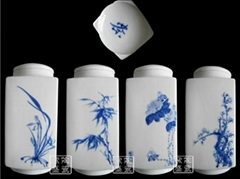 陶瓷茶葉罐