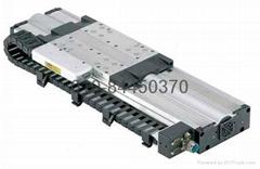 Parker_406LXR系列高精度伺服直線電機定位平台