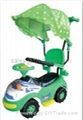 cozy coupe car 993-B3 with tent