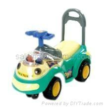 baby ride on swing car 993-BH1 1