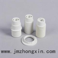 Zhongxin E14-HSD/LSD/TSD Plastic lampholder