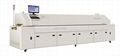 New Reflow Oven with Center Support for