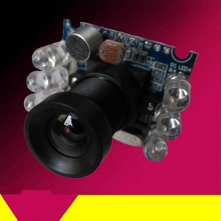紅外夜視廣角150度視角USB工業攝像頭 2