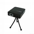 New model upgrade HD  mini portable  projector  support 1080P 2
