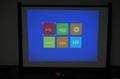New model upgrade HD  mini portable  projector  support 1080P 5