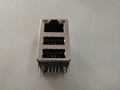 RJ45網口1000M濾波器