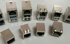RJ45網口插座播放器接口座電腦週邊