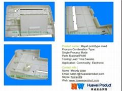 prototype mold CNC machining plastic part prototypes