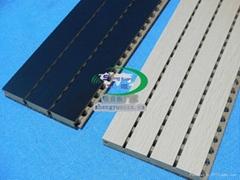 供应E2级普通木质吸音板_槽木吸音板_吸音板批发