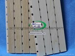 广东A级玻镁防火阻燃环保吸音板